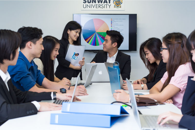 Du học Malaysia tại Sunway giúp chuyển tiếp dễ dàng Anh, Úc, Mỹ, Newzealand từ sau 1 năm học và cơ hộithực tậptrong quá trình học.